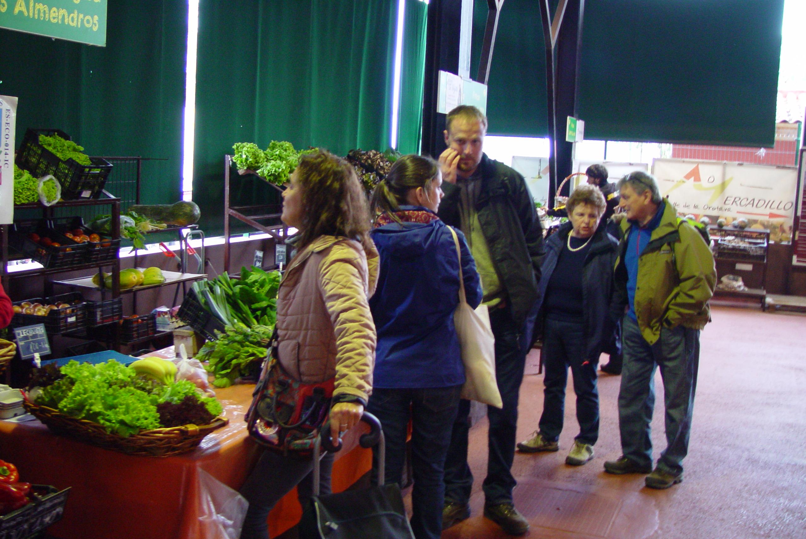 El Mercadillo Valle de La Orotava abre los sábados 15, 22 y 29 de diciembre