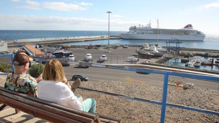 El puerto majorero de Gran Tarajal regresa al mercado turístico de cruceros
