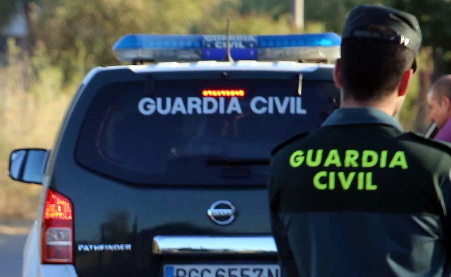 Un conductor bebido atropella a un guardia civil en un control en Lanzarote