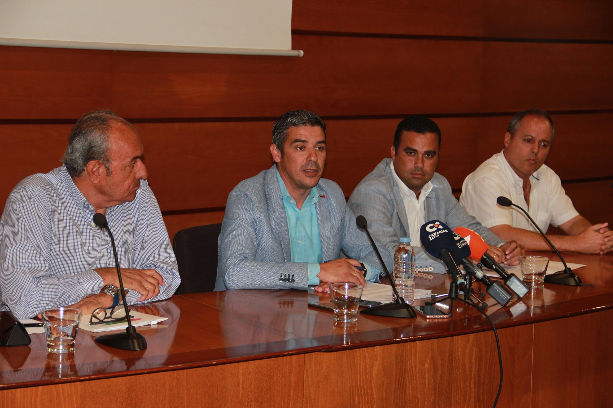 Los tomateros ven cumplido el compromiso del Gobierno de Canarias