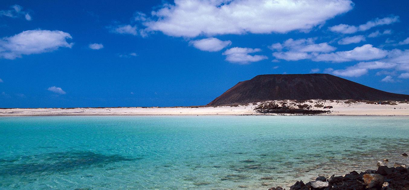 Fuerteventura comenzará a aplicar la capacidad de carga del islote de Lobos