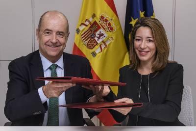 Pedro Ortega y Xiana Margarida Méndez