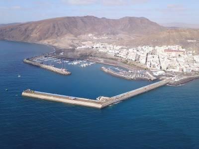 El Gobierno de Canarias garantiza la operatividad del Puerto de Gran Tarajal y la llegada de más cruceros