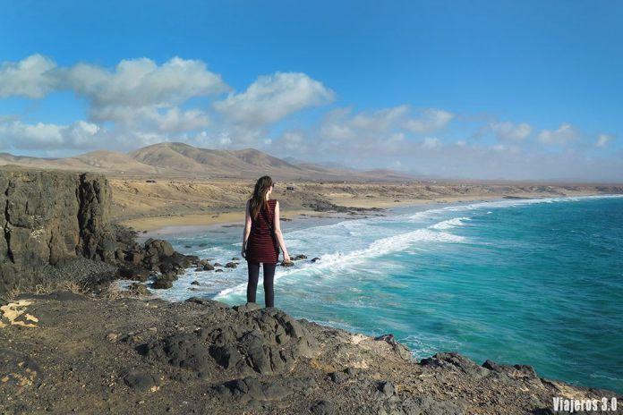 El litoral norte de Fuerteventura tendrá puntos de recogida de basura marina