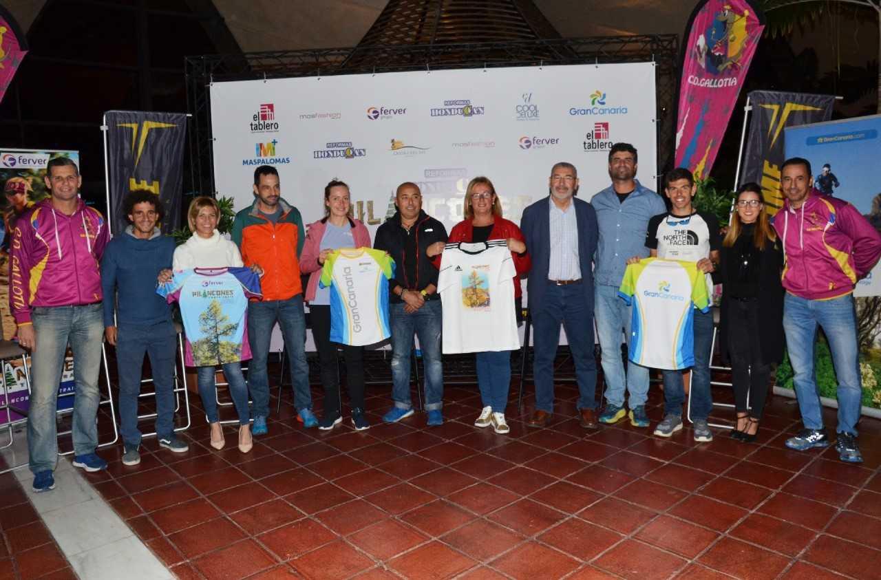 La III Pilancones Tunte Trail trae la carrera de montaña a San Bartolomé de Tirajana