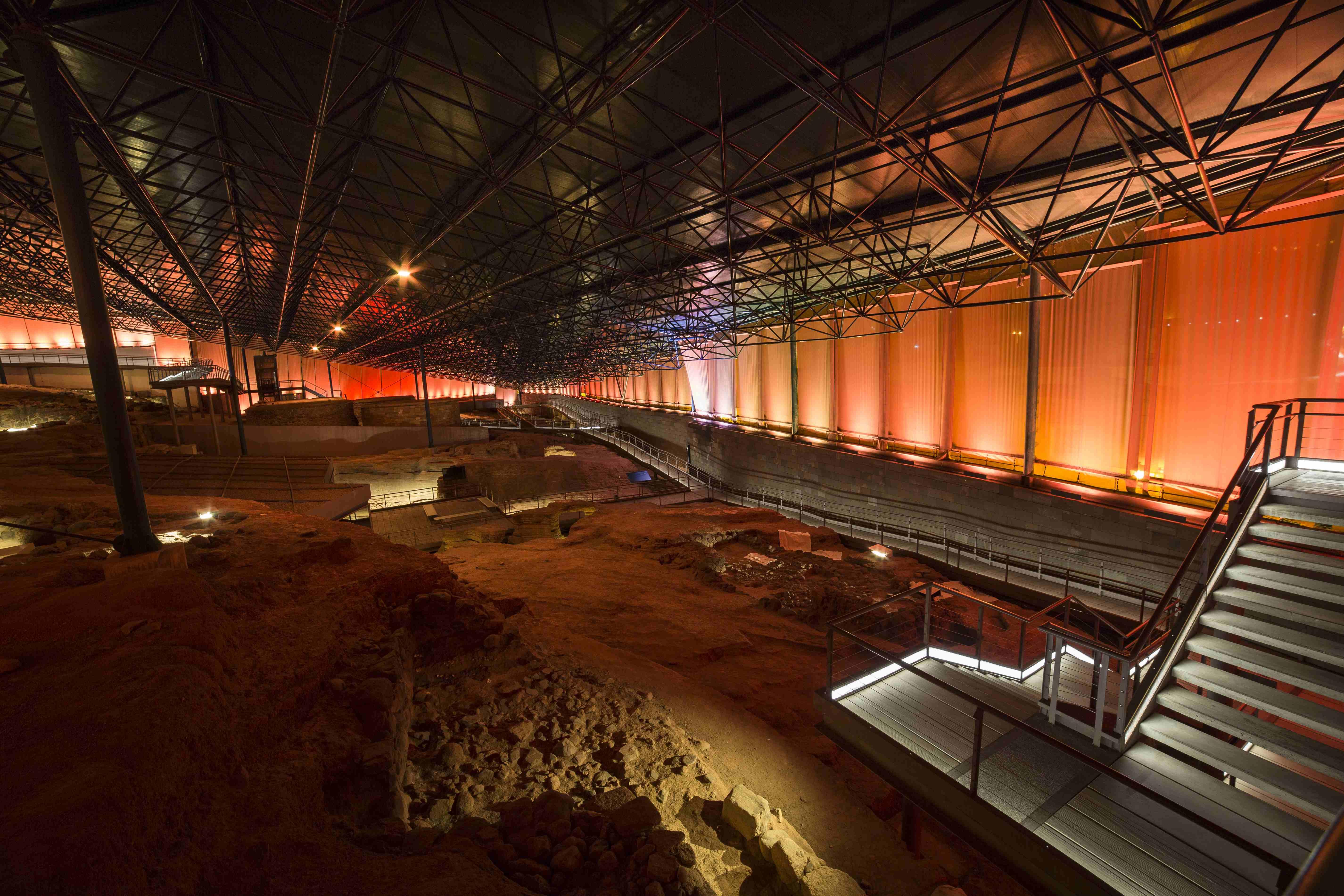La Cueva Pintada estrena un sistema de iluminación eficiente y dinámico que añade espectacularidad a su dimensión patrimonial