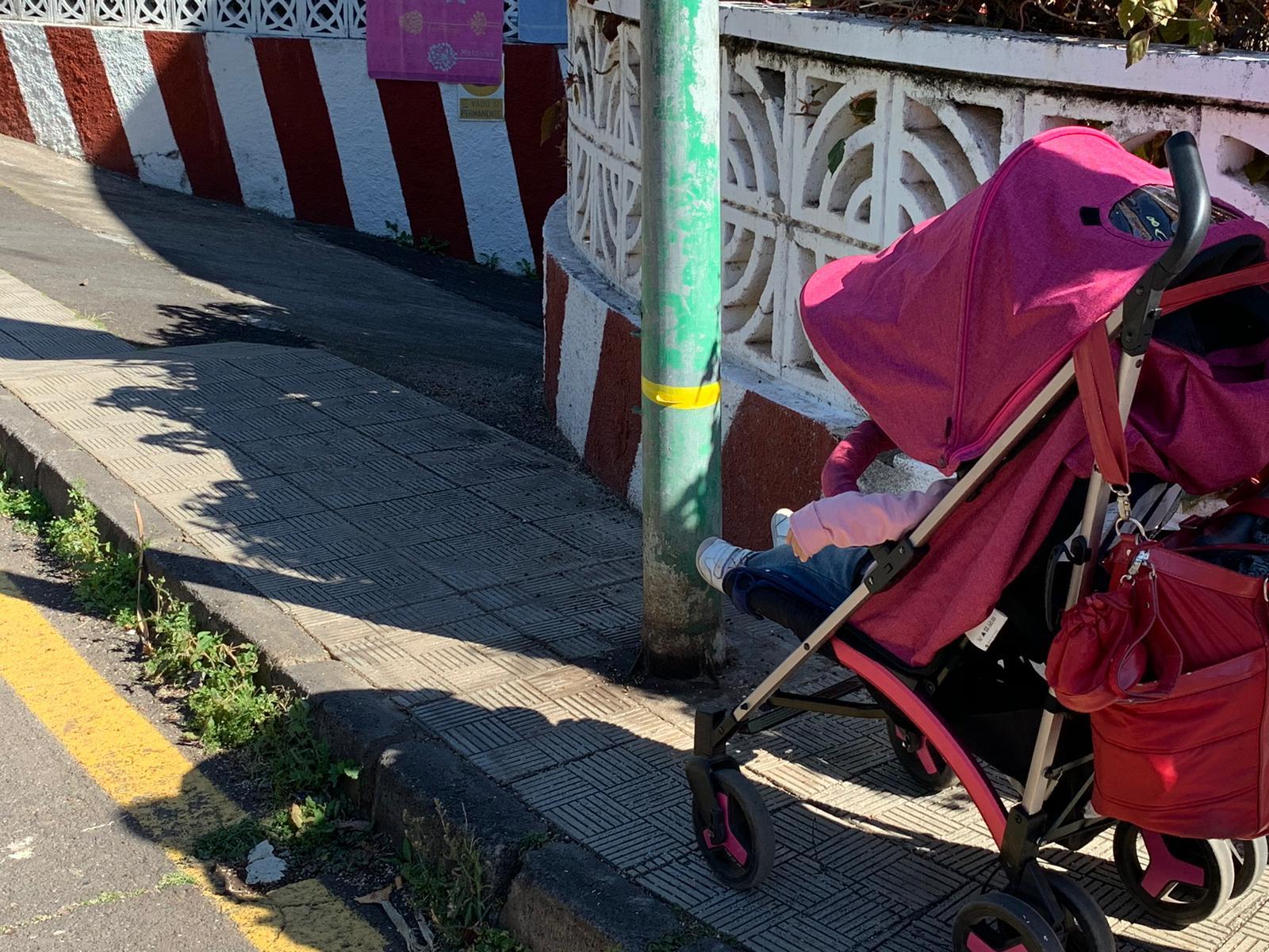 Ciudadanos exige al Ayuntamiento de Puerto de la Cruz que acondicione la calle Bélgica