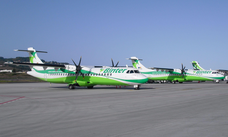 Binter oferta vuelos en Canarias desde 9,98 euros con un nuevo Bintazo