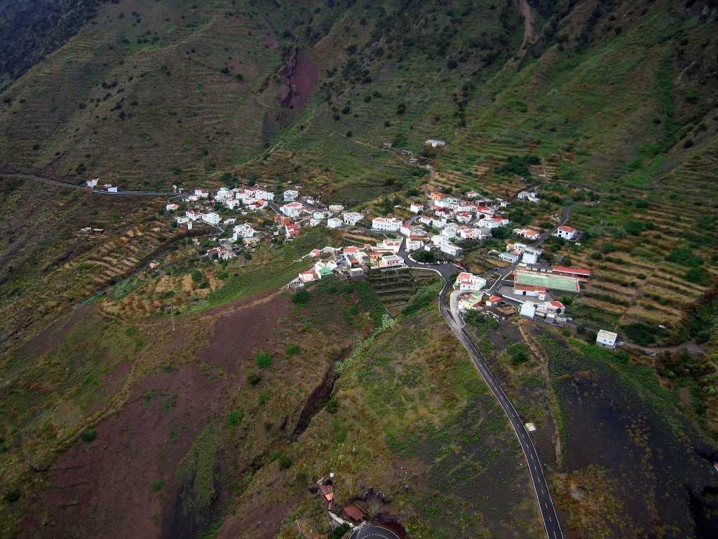 El Hierro saca a licitación las obras de la carretera de Sabinosa