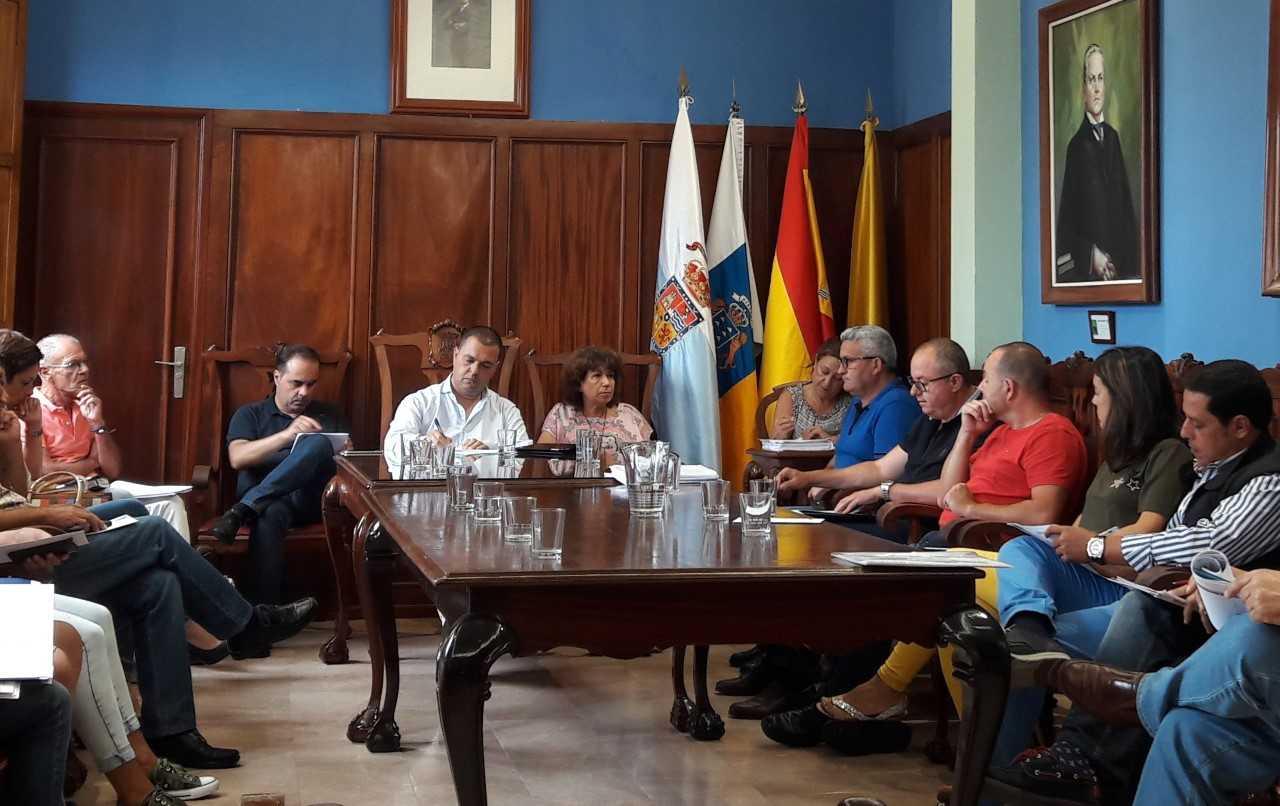 José Manuel Santana, pide comparecer en un Pleno Extraordinario