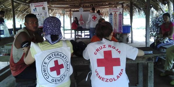 Cruz Roja lanza un llamamiento para apoyar a la población de Venezuela