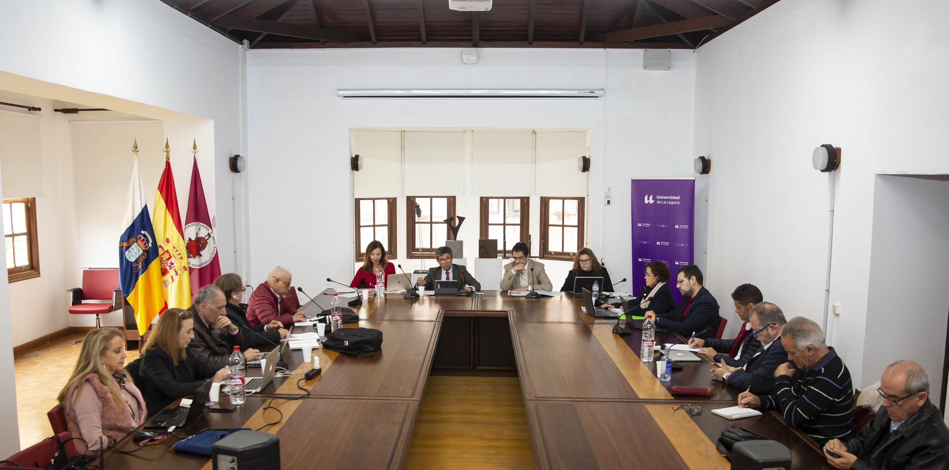 El Consejo Social de la ULL aprueba mejorar la formación en Gastronomía y en Dirección y Gestión Hotelera