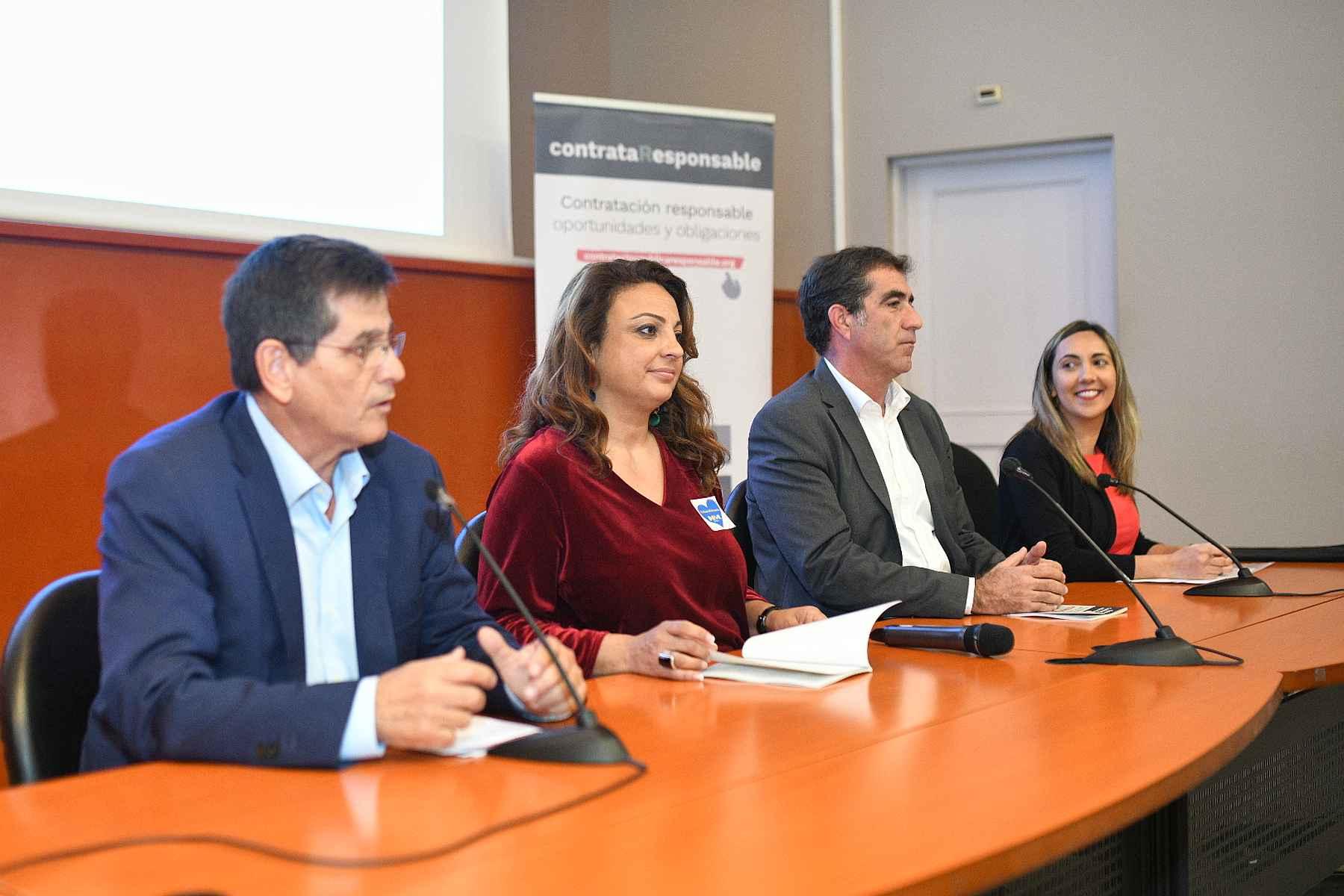 El Gobierno de Canarias informa de las opciones de contratación con empresas de inserción