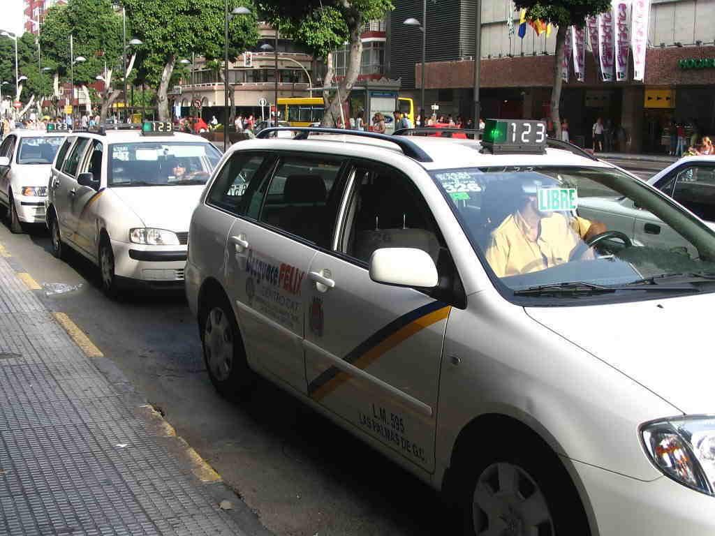El TSJC anula la suspensión sobre la nueva tarifa única del taxi en Las Palmas de Gran Canaria