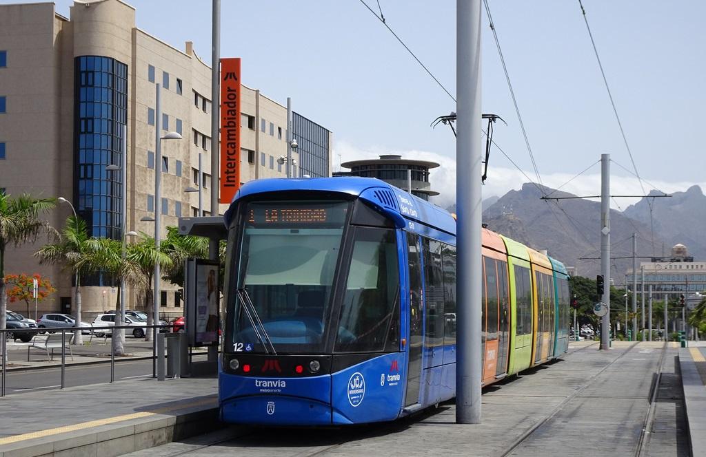 El personal del tranvía de Tenerife hará huelga indefinida a partir del 1 de abril