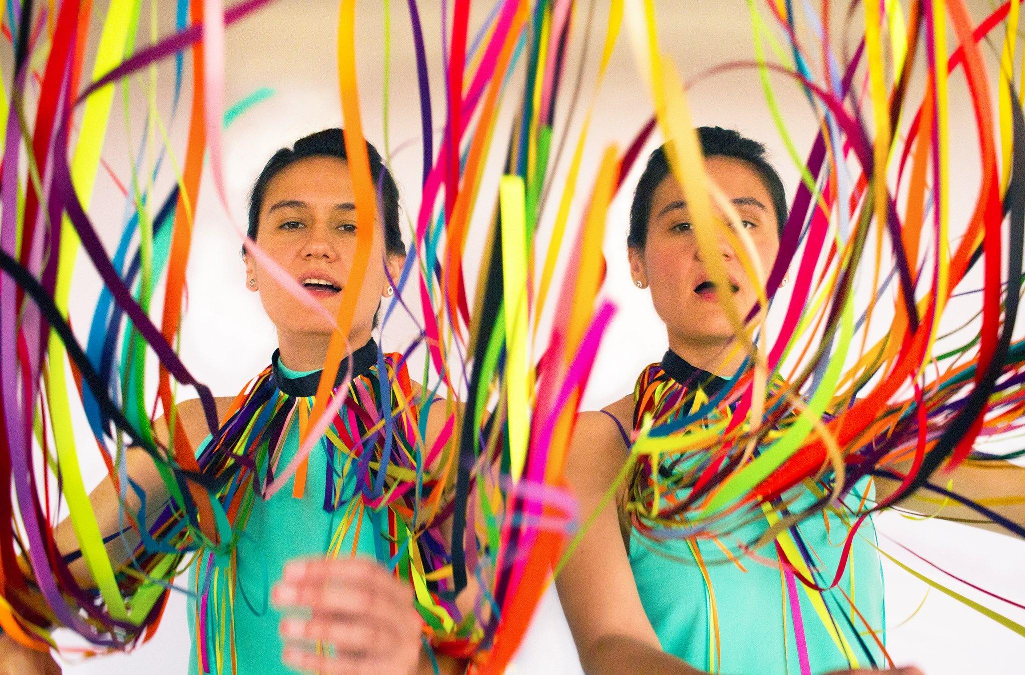 El dúo colombiano 'Las Áñez' mezcla folclore y vanguardia en su próximo concierto en el Auditorio Alfredo Kraus