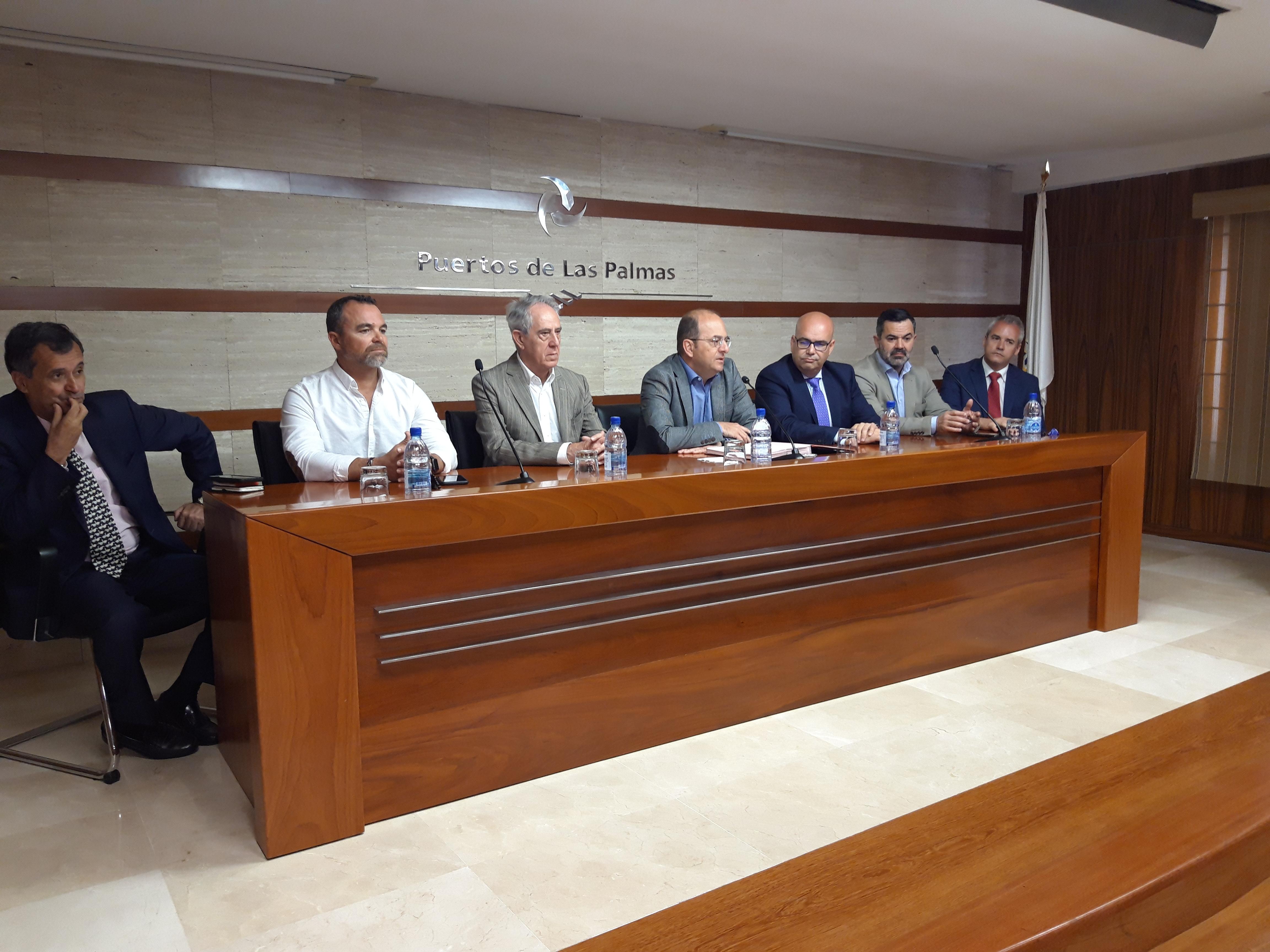 La Autoridad Portuaria de Las Palmas y el Banco de Alimentos organizan la Semana Solidaria de la Comunidad Portuaria de Las Palmas de ayuda a los más necesitados