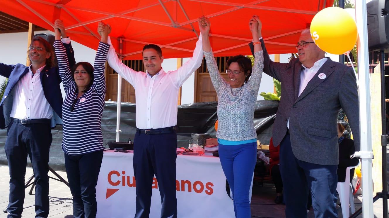 Candidatos Cs Breña Alta y Baja