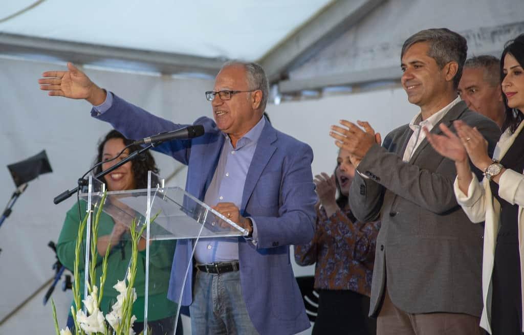 Curbelo gana elecciones al Cabildo gomero por séptima vez consecutiva