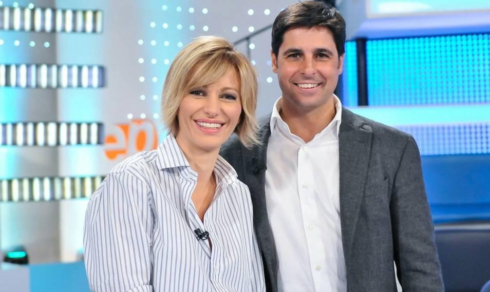 Francisco Rivera y Susanna Griso