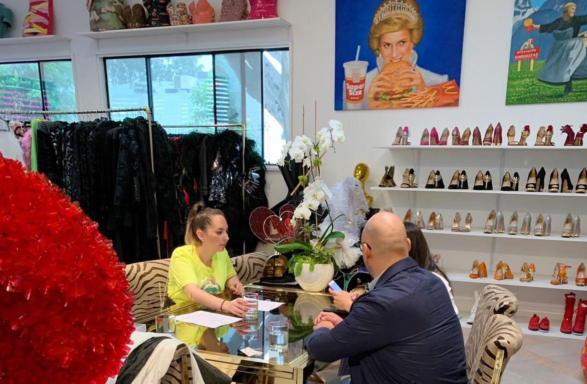 Paloma Suárez posiciona su última colección en Hollywood gracias a Isla Bonita Moda