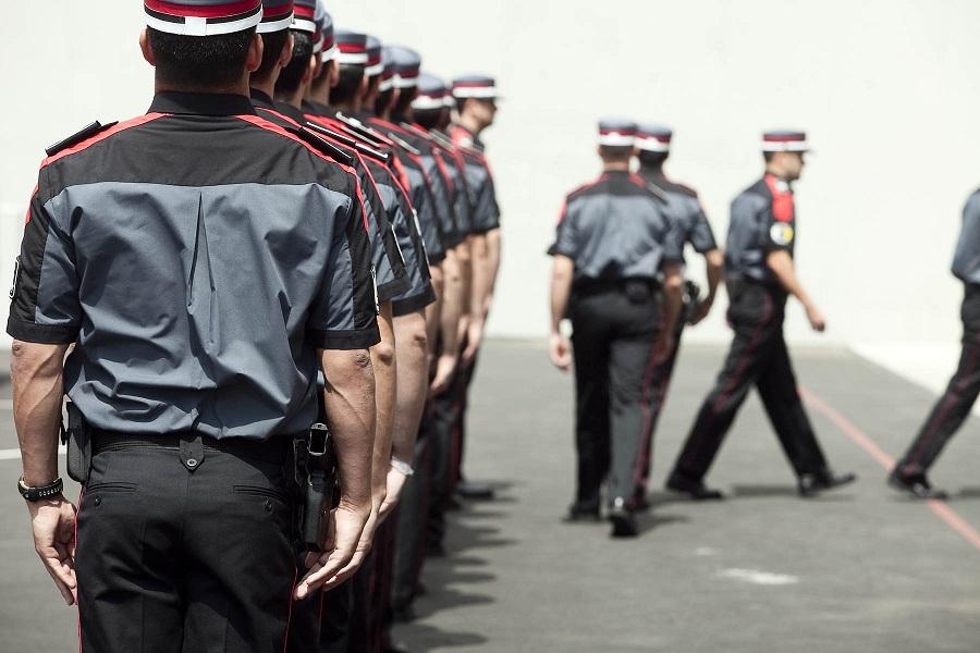 La Policía Canaria Se Amplía Con La Convocatoria De 69