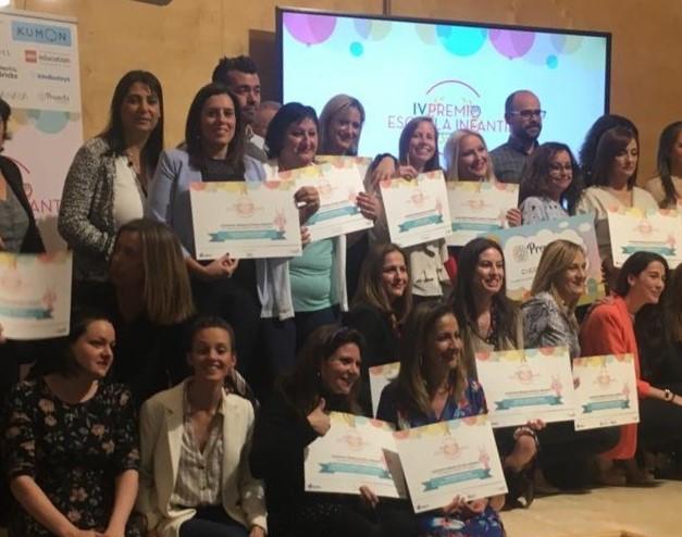 Premio escuela infantil municipal 'Sanipeques'