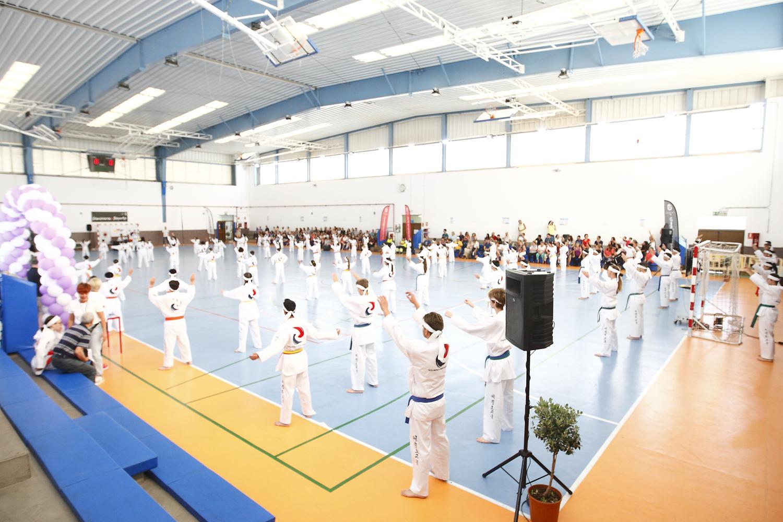 Taekwondo en Candelaria