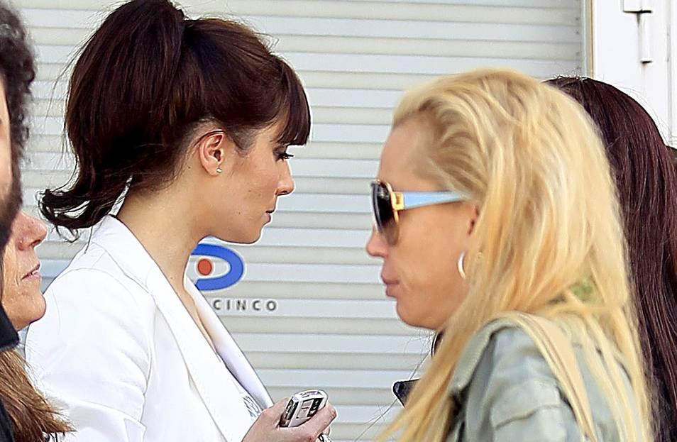 Pilar Rubio y Belén Esteban
