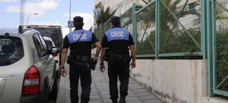 Policía Local de Arrecife