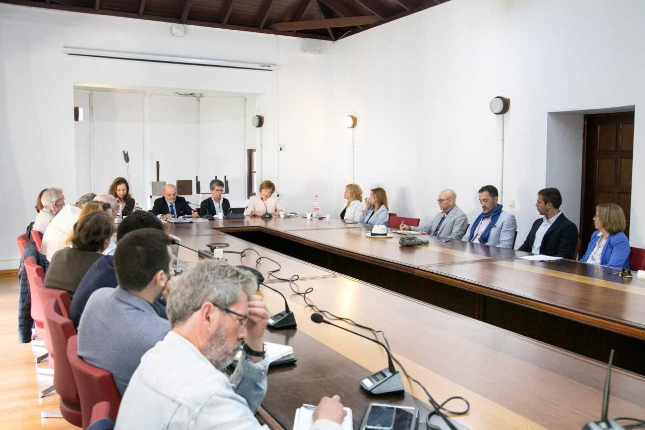 Raimundo Baroja y Rosa Aguilar apuestan por establecer nuevas líneas de cooperación