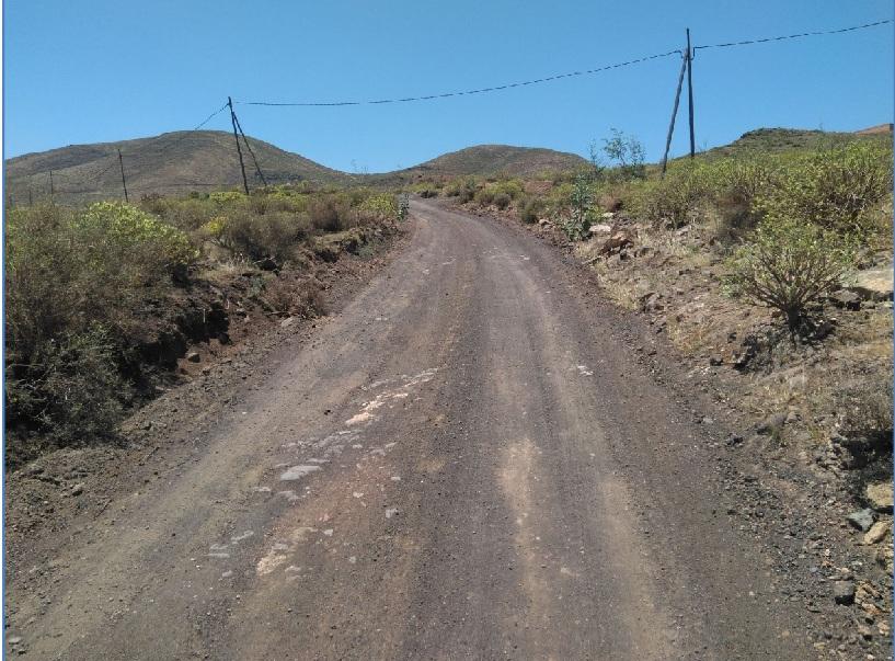 Gran Canaria licita por 195.000 euros la mejora del camino agrícola Rosiana de Telde