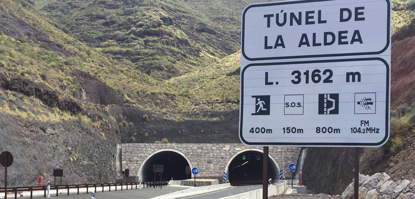 La segunda fase de la carretera de La Aldea comenzará en septiembre