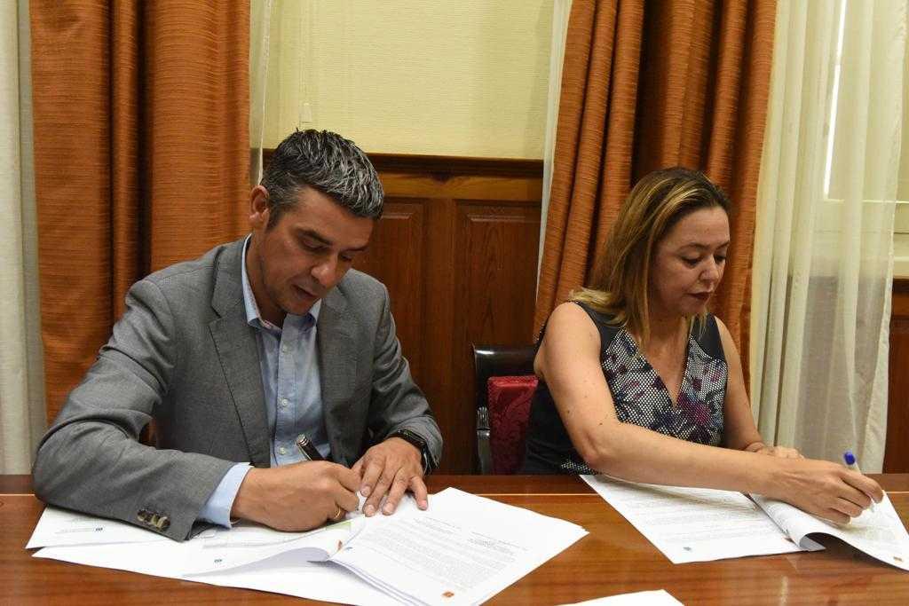 Canarias y Cabildo de Lanzarote invertirán 1,3 millones de euros para mejorar el saneamiento de Costa Teguise