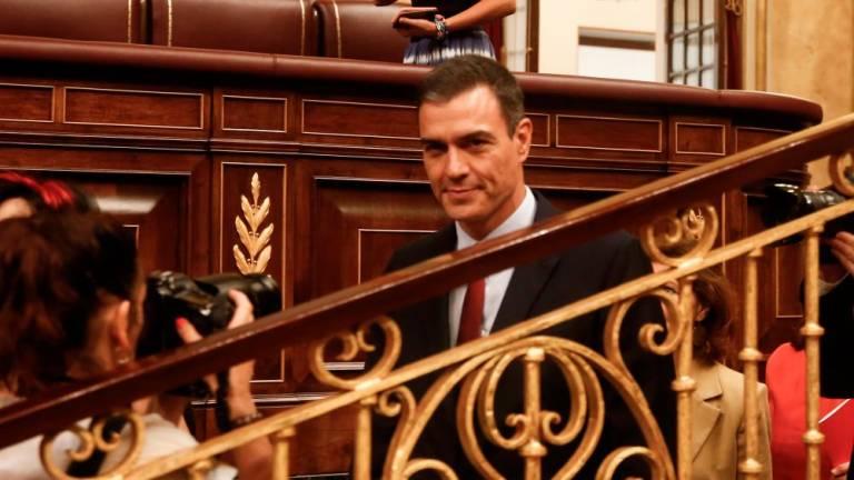 Pedro Sánchez no consigue la investidura en la primera votación