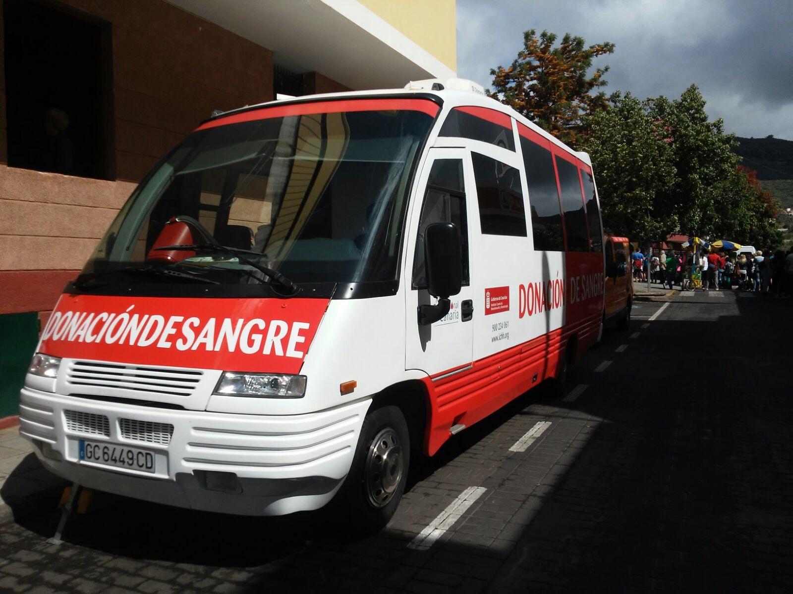 Una unidad móvil del ICHH recorre esta semana las medianías de Gran Canaria
