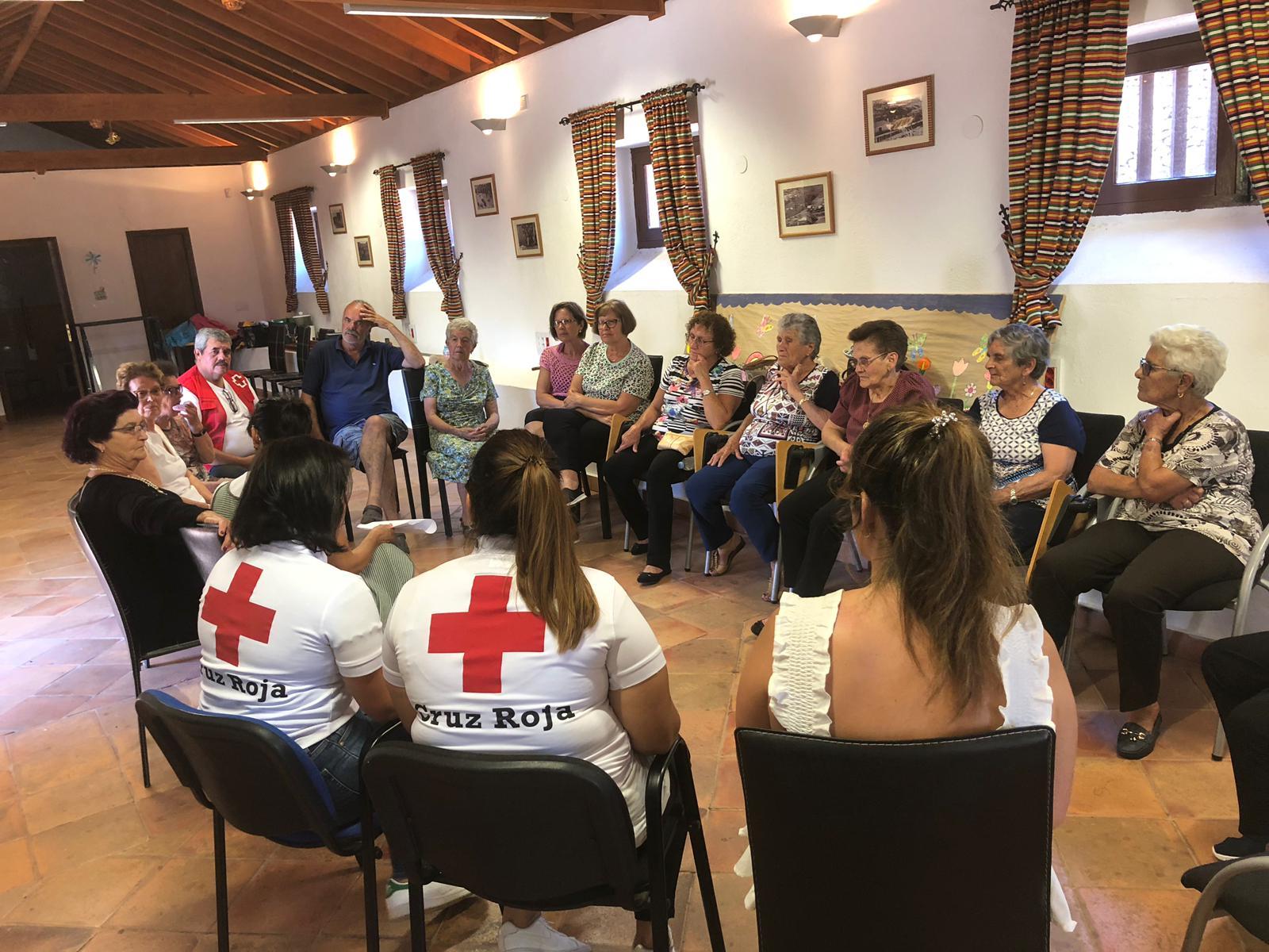 Servicio de proximidad y acompañamiento para personas mayores en Valle Gran Rey