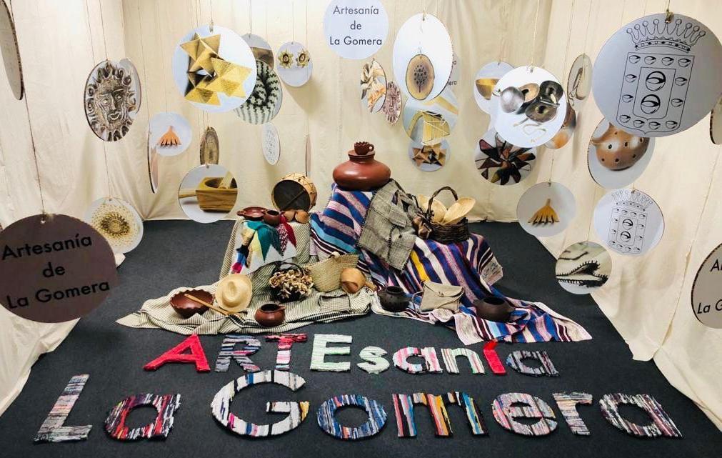 La Gomera celebra el 'I Encuentro de Artesanía Itinerante' en Agulo