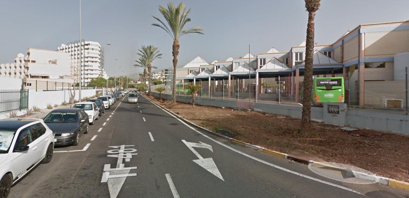 En estado crítico al ser atropellado con un turismo en el sur de Tenerife