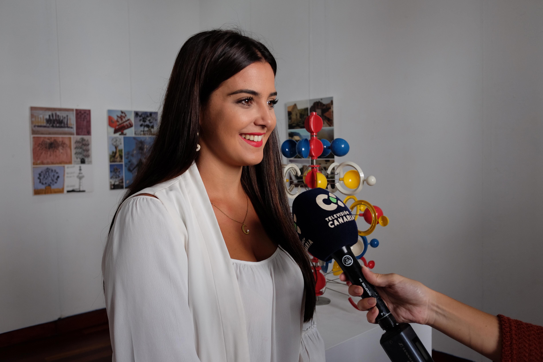 """La sala de exposiciones del Cabildo de El Hierro acoge la muestra """"César Manrique, Arquitectura y Paisaje"""""""