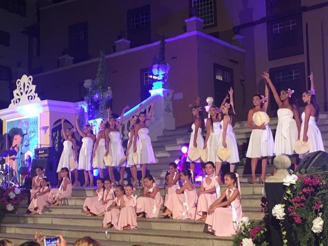 Pregón de las Fiestas en honor al Santísimo Cristo del Calvario 2019 en Icod de los Vinos