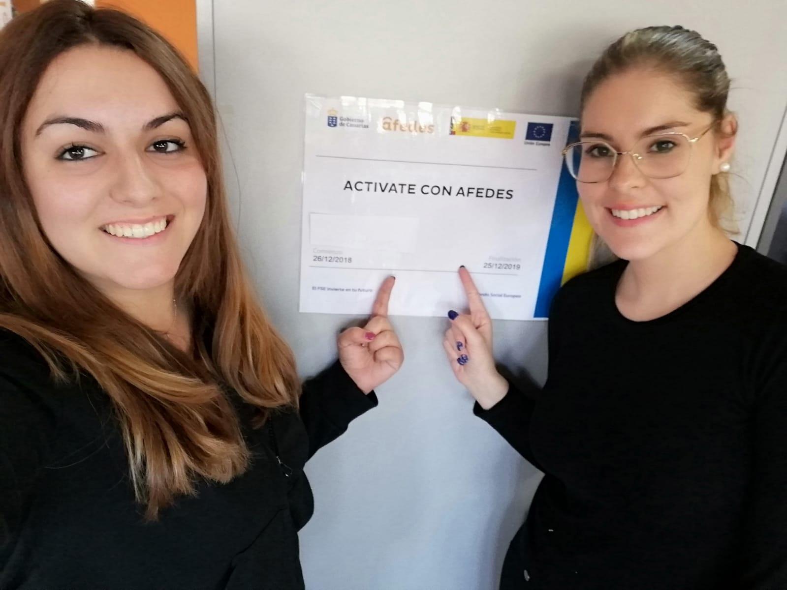 """""""Actívate con Afedes"""", un proyecto liderado por jóvenes para jóvenes"""