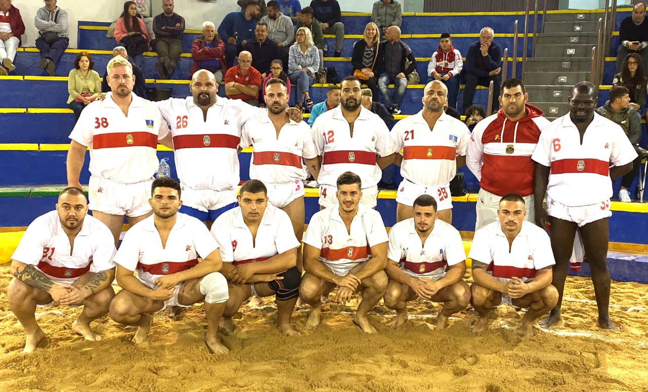 Almogarén, Adargma y Roque Nublo, triple empate en el liderato de la Tercera Categoria