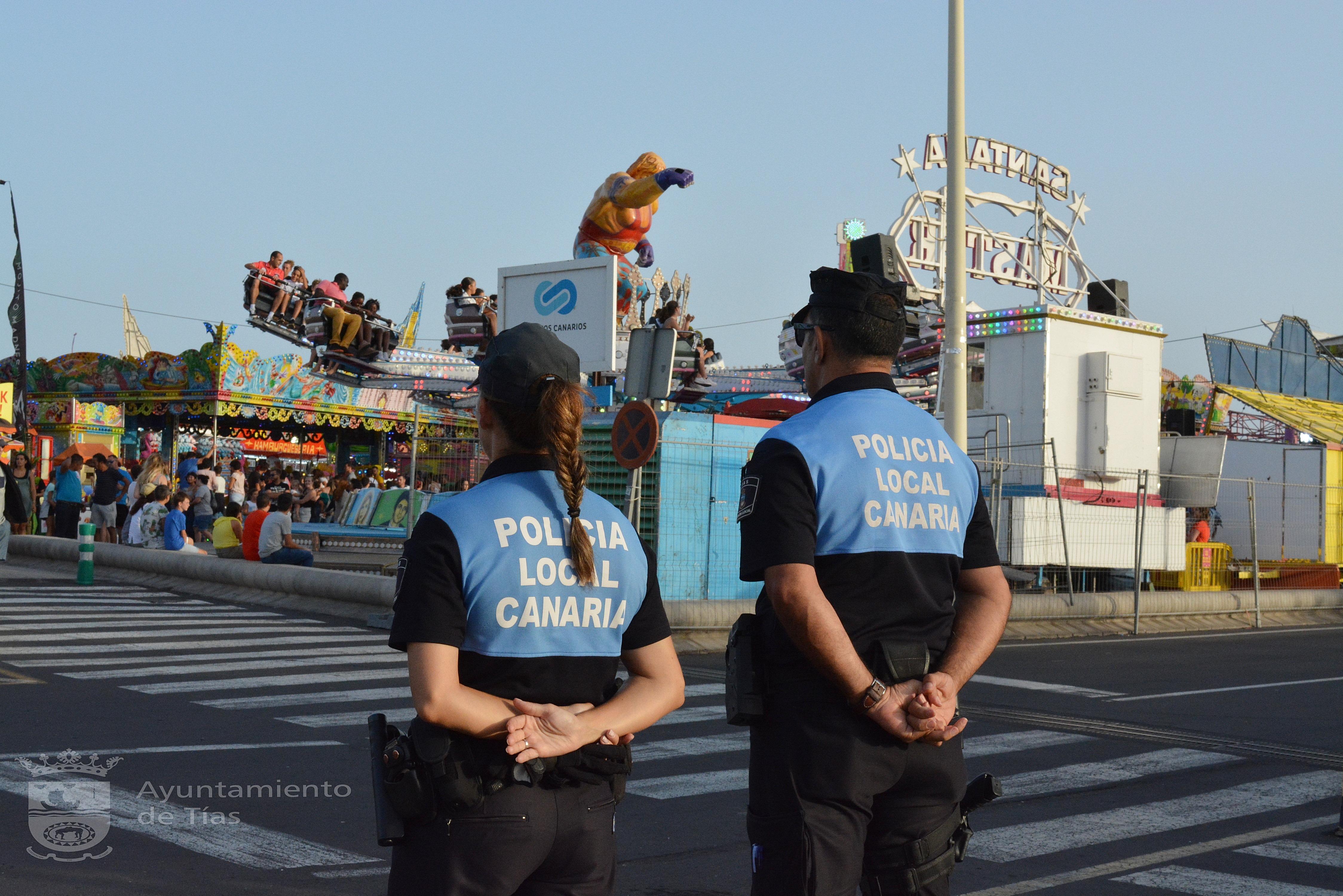 El Ayuntamiento de Tías aprueba las bases para convocar 5 plazas de Policía de promoción libre