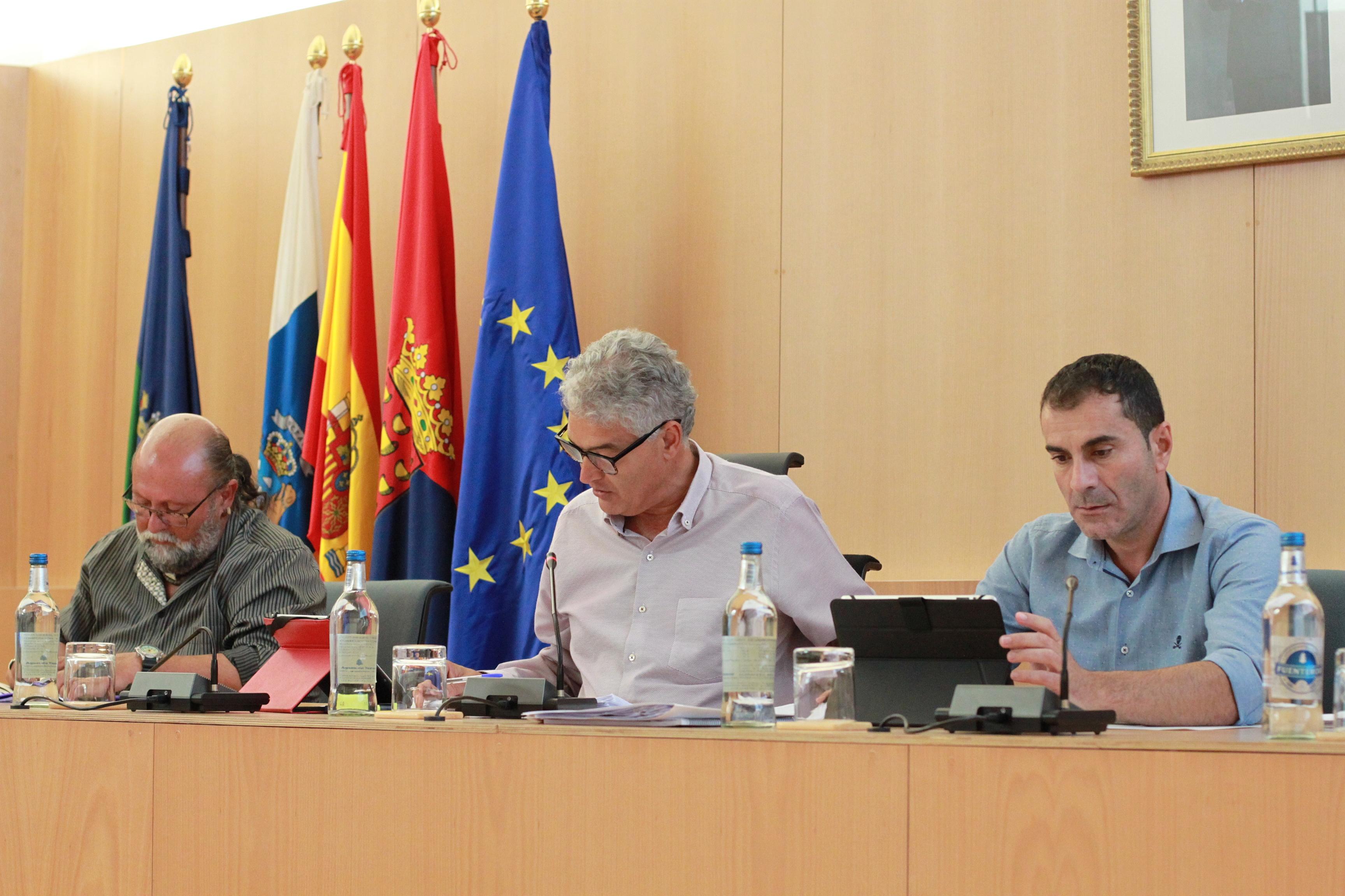 El Ayuntamiento de Tías se suma a la Declaración de Emergencia Climática