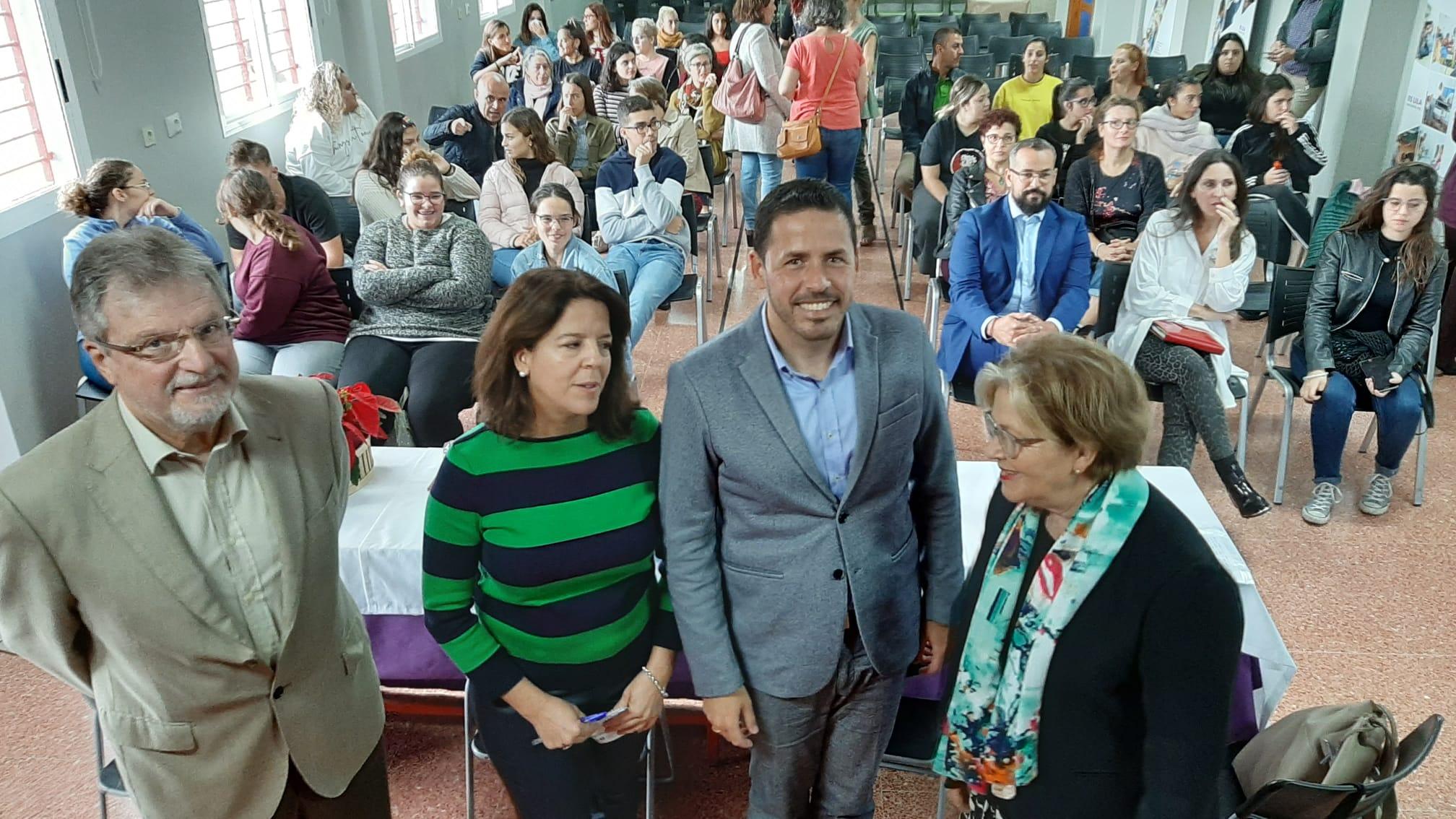 Telde cuenta con el primer centro educativo de Canarias que se adhiere al Proyecto Nacional de Bibliotecas en Igualdad