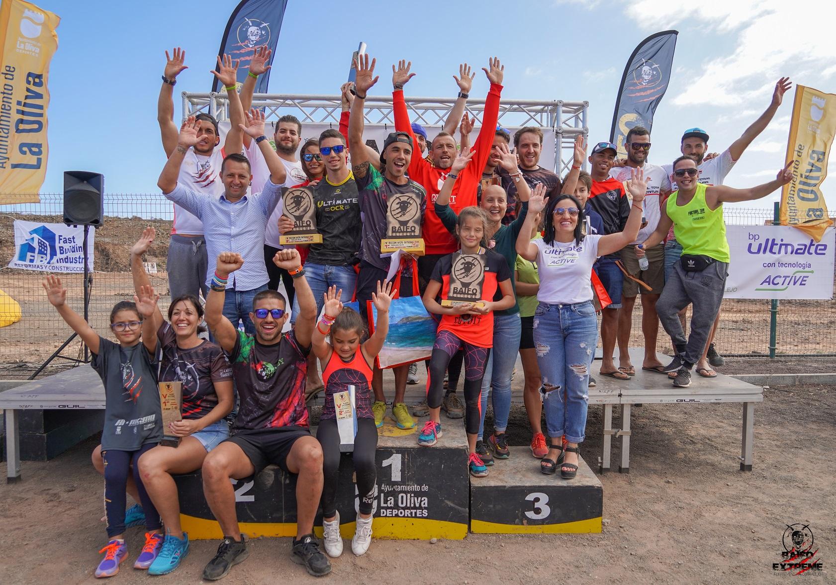 Éxito de organización, participación y público en la Baifo Extreme 2019