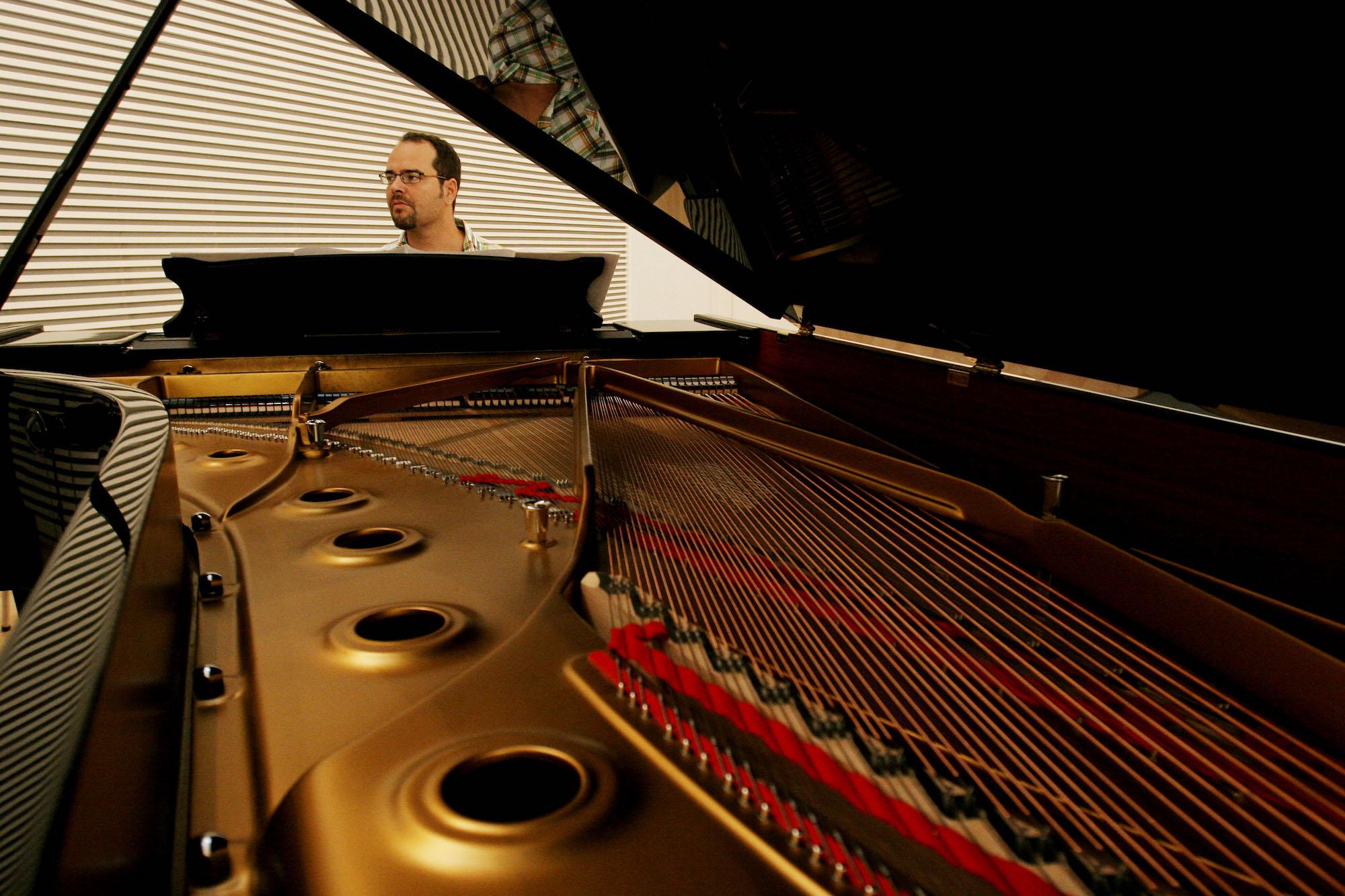 El pianista Polo Ortí regresa a Las Palmas de Gran Canaria con el ciclo 'Jazz otoño'