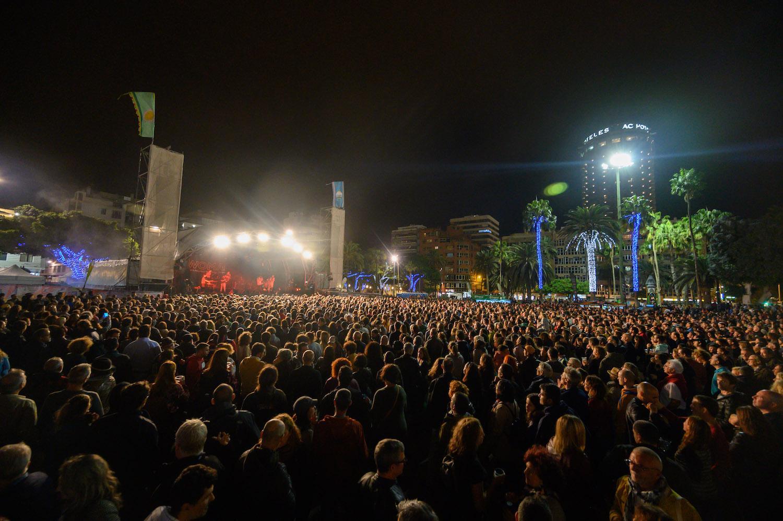 WOMAD Gran Canaria-Las Palmas de Gran Canaria 2019 expresa toda su fuerza expansiva el sábado