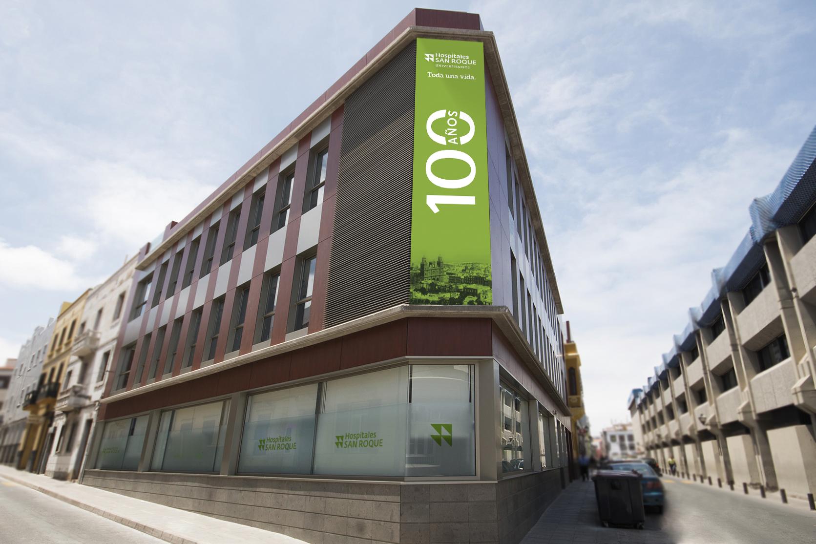 Hospitales Universitarios San Roque cumple 100 años